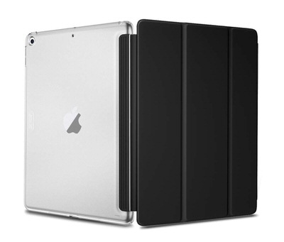【ESR】Smart Cover対応 背面クリアケース iPad 10.2 第7世代 2019