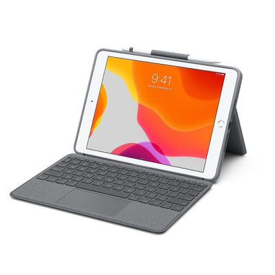 【Logicool】Combo Touch Keyboard Case with Trackpad