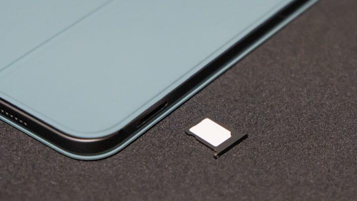iPad 屋外でネット通信するにはSIM契約が必要になる