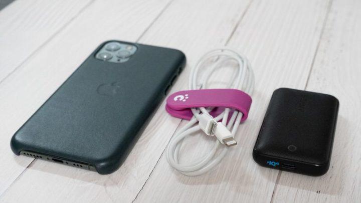 iPhoneを急速充電するにはPD対応のケーブルと充電器が必要