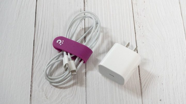 iPhone 11 Pro/11 Pro MaxにはPD対応ケーブルと充電器が同梱