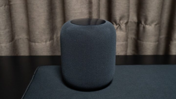 Appleのスマートスピーカー「HomePod」