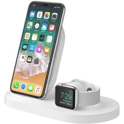 【Belkin】Boost upワイヤレス充電ドック