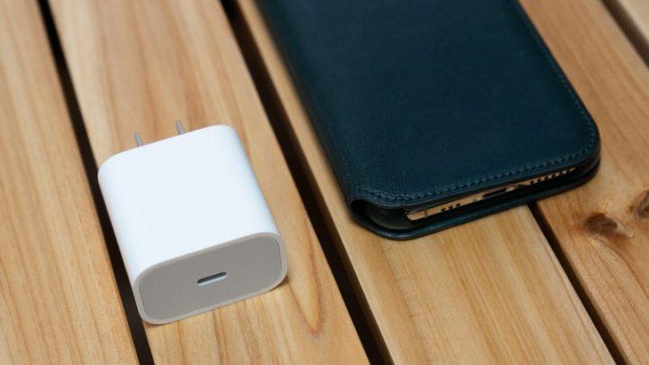 Apple純正 18W USB-Cアダプタ