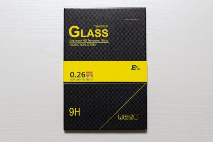 【ELTD】厚さ0.26mmと薄型な全面フルカバーガラスフィルム