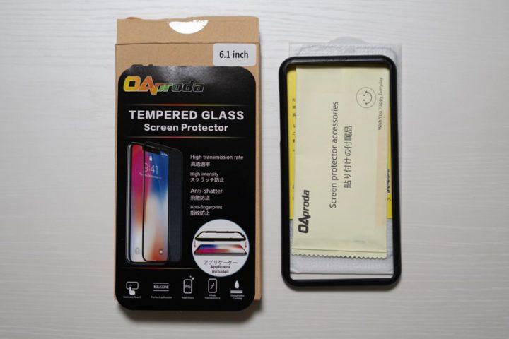 【OAProda】全面フルカバータイプのガラスフィルム