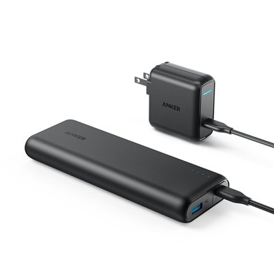 【Anker】PowerCore Speed 20000 PD 20100mAh
