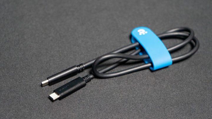 【エレコム】5A USB-Cケーブル