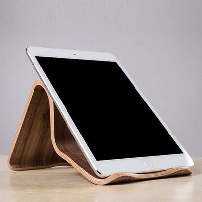 【SAMDI】おしゃれな木製iPadスタンド