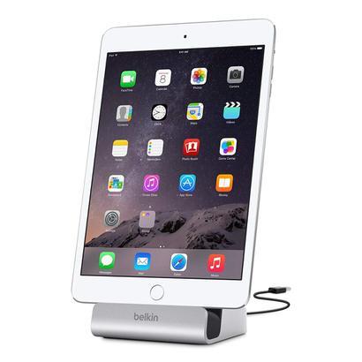 【Belkin】PCデスクの上にいかが?スタンド型iPad充電器