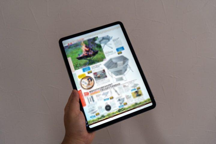雑誌はiPadで読むのが正解!