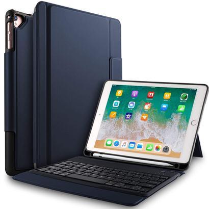 【ELTD】キーボード一体型iPad Proケース