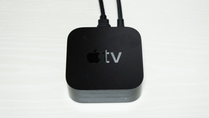画像は「Apple TV 4K」
