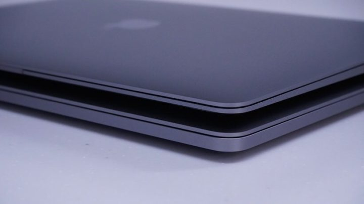 MacBook Pro 2016とMacBook Air 2018