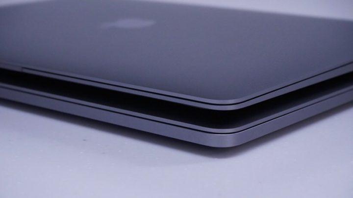 MacBook Pro 2016とMacBook Air 2018