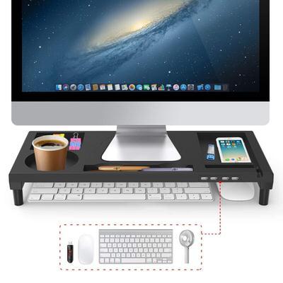 VOOPII USBポート付き多機能スタンド