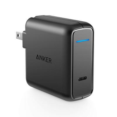 【Anker】予備のUSB電源アダプタに最適!USB PD対応アダプタ