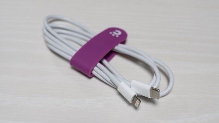 Apple純正USB-C - Lightningケーブル
