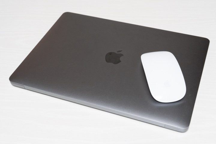 Apple Magic Mouse 2とMacBook Air