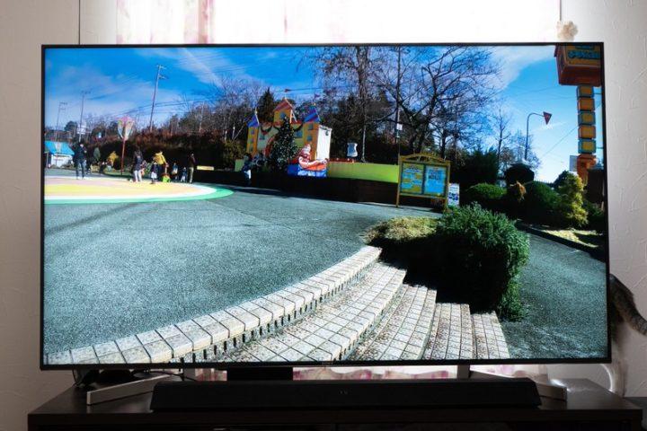 X9000Fで写真・動画を観る