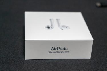 AirPods 2 (第2世代/2019)レビュー!やっぱり最強の完全ワイヤレスイヤホンでした