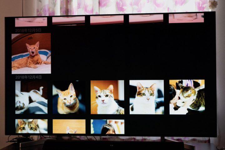 iCloudにアップロードされている写真・ビデオはApple TVから直接アクセスできる