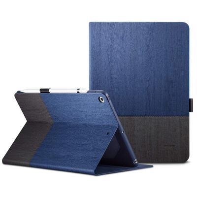 【ESR】スエード風のデザインがおしゃれなiPadケース