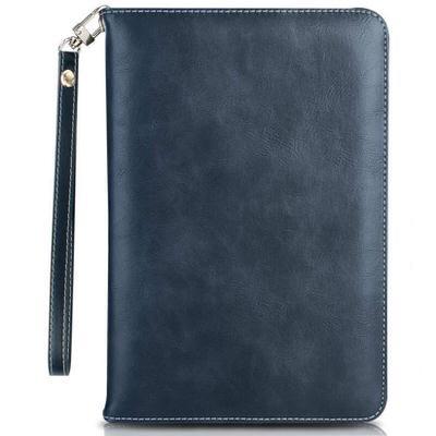 【LivelyLife】高級感あるPUレザー採用した多機能iPadケース