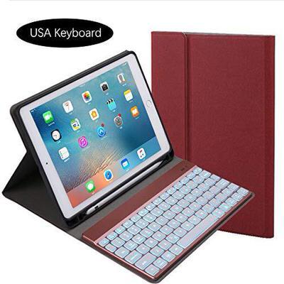 【Moonmini】iPadのデザインと合う高級感あるケース一体型Bluetoothキーボード