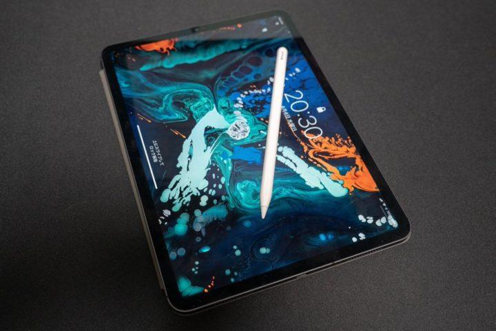 11/12.9インチiPad ProはApple Pencil(第2世代)に対応 ※画像は11インチiPad Pro