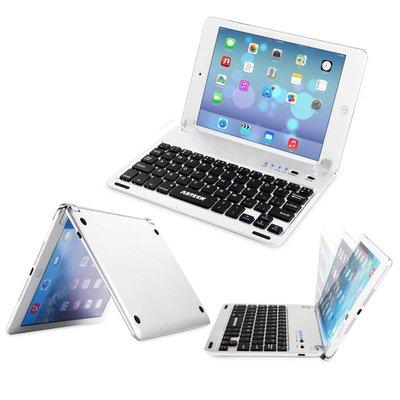 【Arteck】iPad miniがモバイルノート風に変身するキーボード