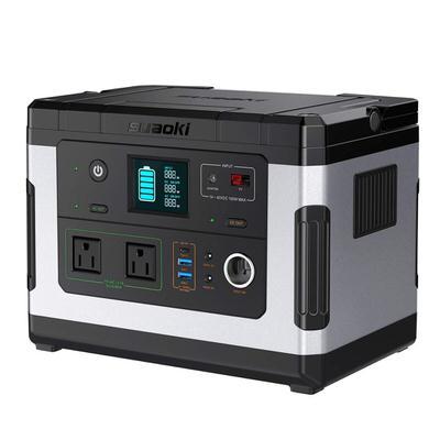 【suaoki】大容量ポータブル電源 G500 137700mAh/150Wh