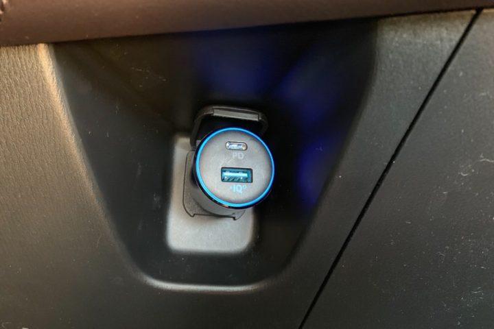 車内には「PowerDrive Speed+」を常備