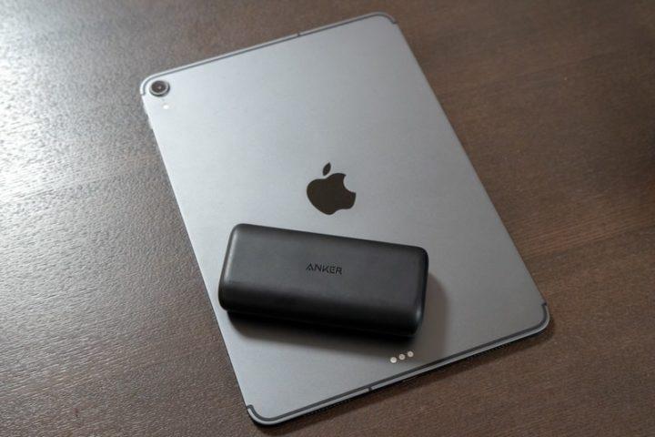 大容量バッテリーを搭載する11インチiPad Proではどうか