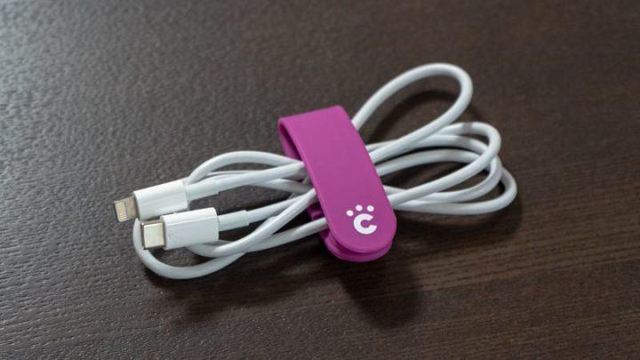 Apple純正「USB-C - Lightningケーブル」