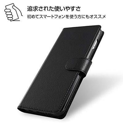 【レイ・アウト】シンプルな手帳型ケース(Galaxy S10/S10+)
