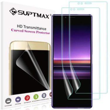 【SUPTMAX】厚さ0.15mmと装着感なく使えるTPUフィルム