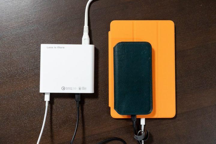 あらゆるデバイスをフルスピード充電(USB PD)