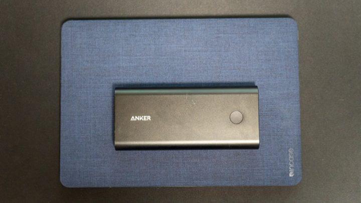 PowerCore+ 26800 PDとMacBook Air 13