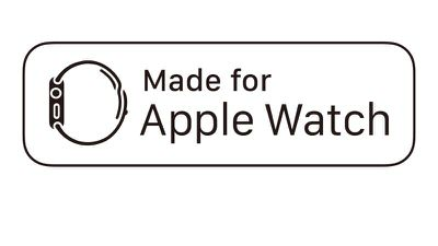 「Made for Apple Watch」ロゴ