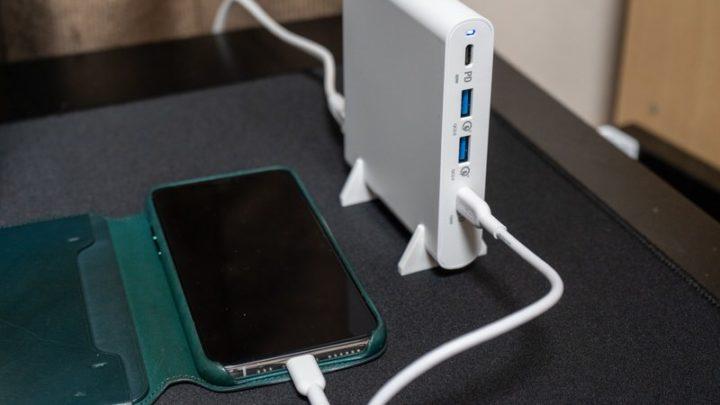 iPhone/iPadが対応する急速充電規格「USB PD」