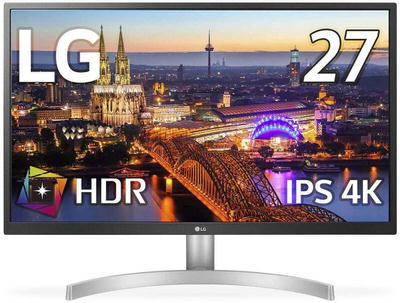 【LG】USB-Cディスプレイ 27UL500-W