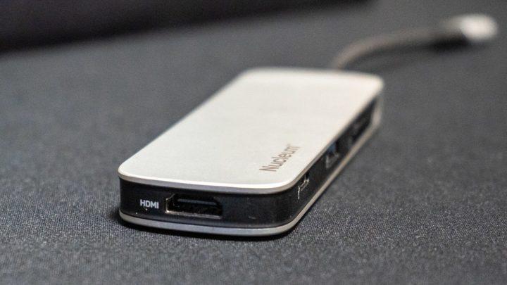 KingstonのUSB-Cハブ 最大4K30fps対応のHDMIポートを搭載
