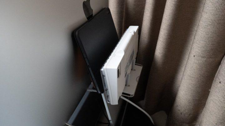 【Twelve South】Thunderbolt BackPack 3 Shelf 僕はiPadやキーボードを収納している