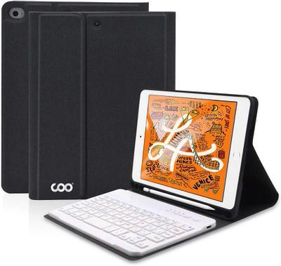 【COO】Apple Pencilを収納可能なiPadケース型キーボード