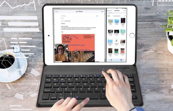 iPad miniケース iPadケース型