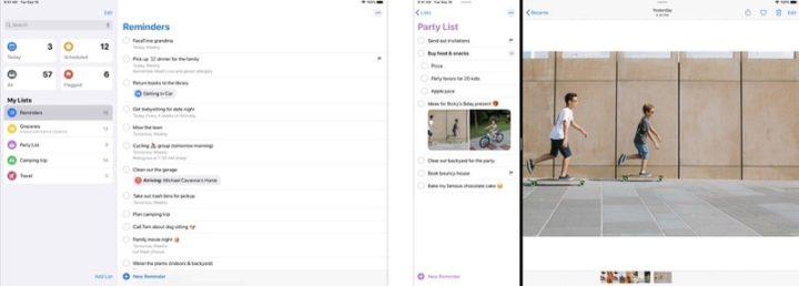 iPadアプリ タスク管理 リマインダー