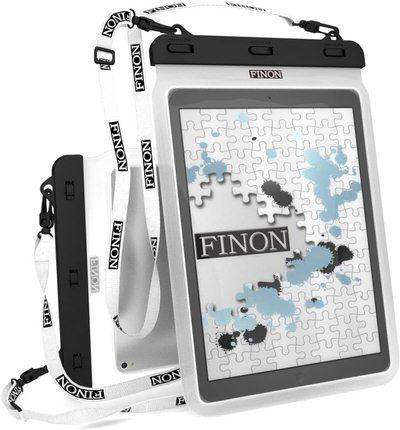 【FINON】防水ケース iPad Proをお風呂でも!