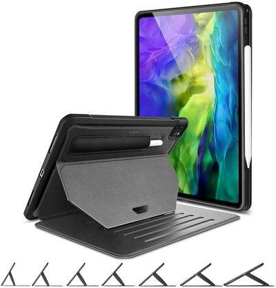 【ESR】7つの角度に対応する高機能iPad Proケース