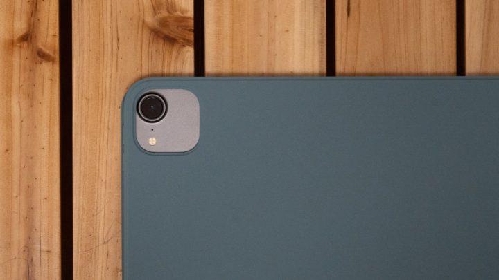 iPad Pro 第2世代対応ケースに第1世代を装着してみる